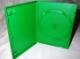 DVD-Case grün